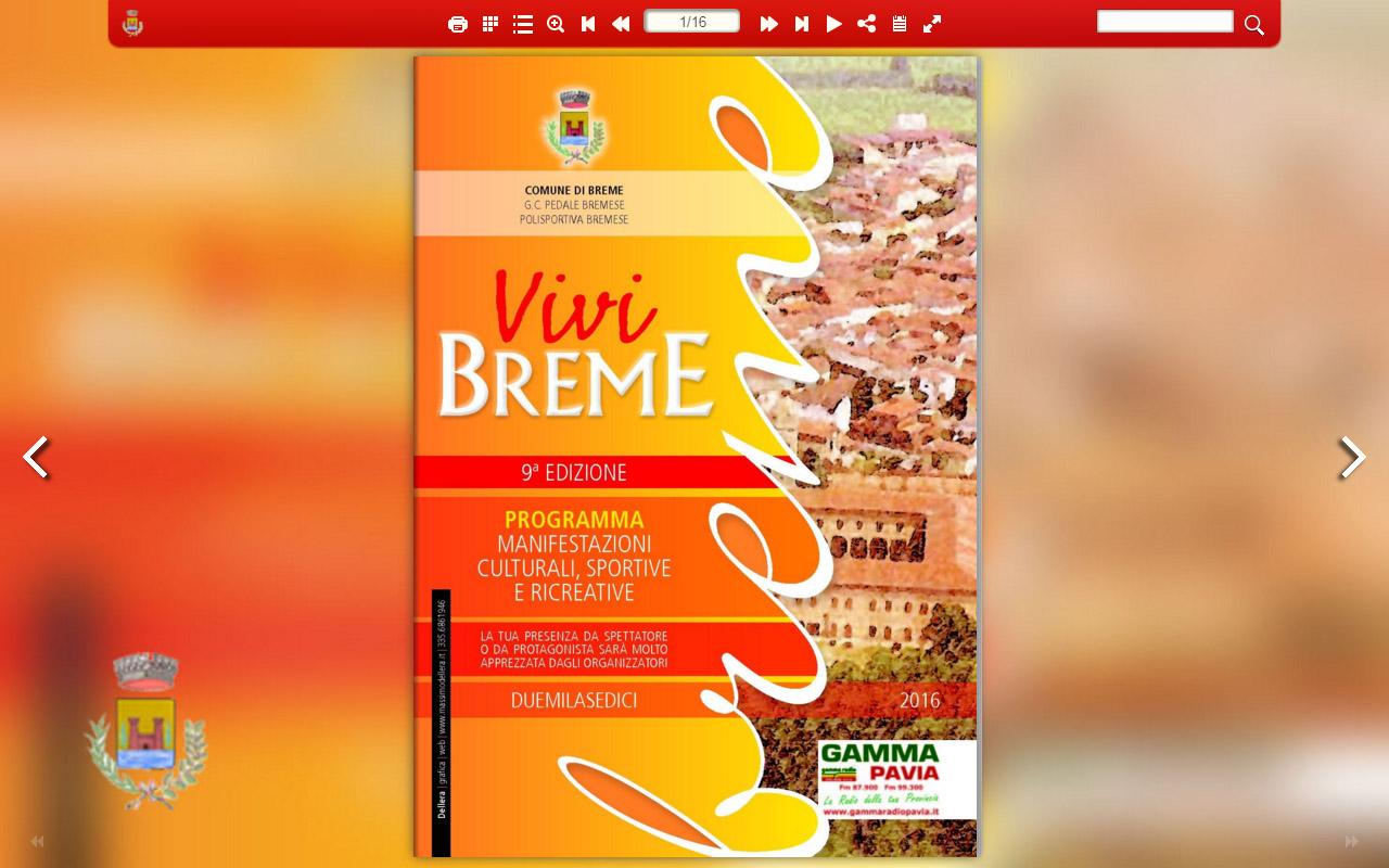 VIVI BREME 2016