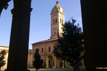 Abbazia di San Pietro – Chiostro