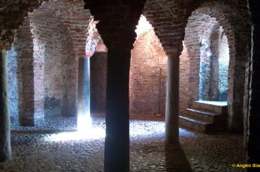Abbazia di San Pietro – Cripta