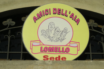 AMICI DELL'AIA – LOMELLO