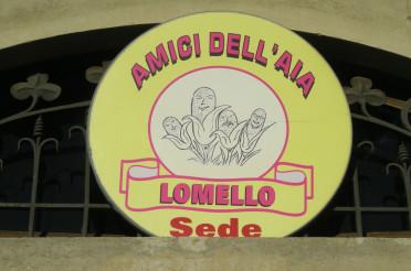 AMICI DELL'AIA – LOMELLO