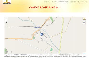 CANDIA LOMELLINA and…