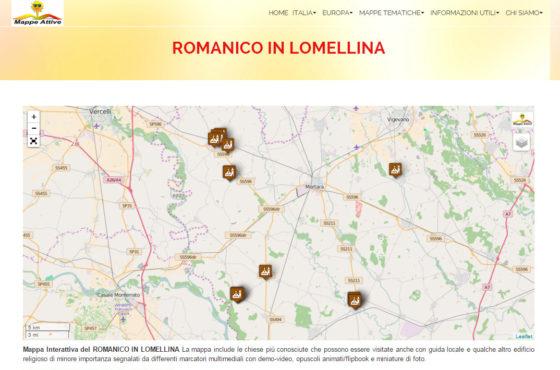 ROMANICO IN LOMELLINA