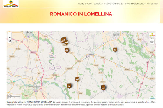 ROMANESQUE IN LOMELLINA