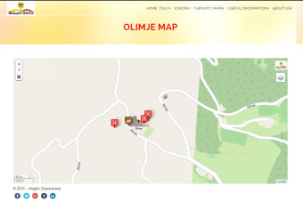 MAPPA di OLIMJE