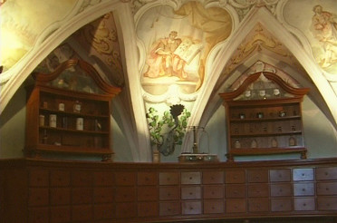 The Old Pharmacy of Olimje Monastery