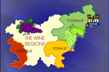 Ormož and the Wineroutes – Slovenia