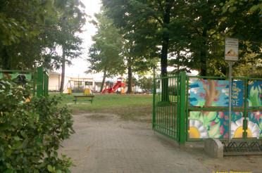 Playground Gianni Rodari