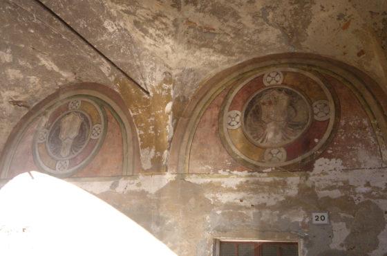 Historical Frescoes