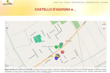 CASTELLO D'AGOGNA e...