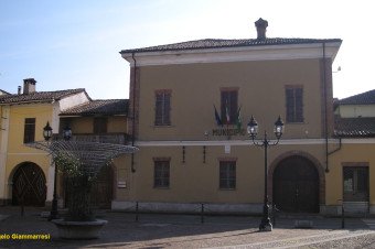 Commune of Castelnovetto