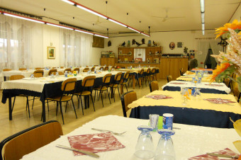 "(English) Restaurant – Trattoria  ""da Mafalda"""
