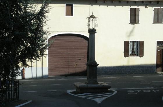 Obelisk to San Carlo Borromeo