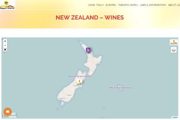 NEW ZEALAND - WINES