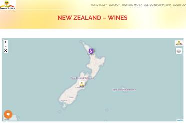 NEW ZEALAND – WINES