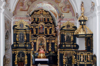 (English) The Baroque Church of Olimje Monastery