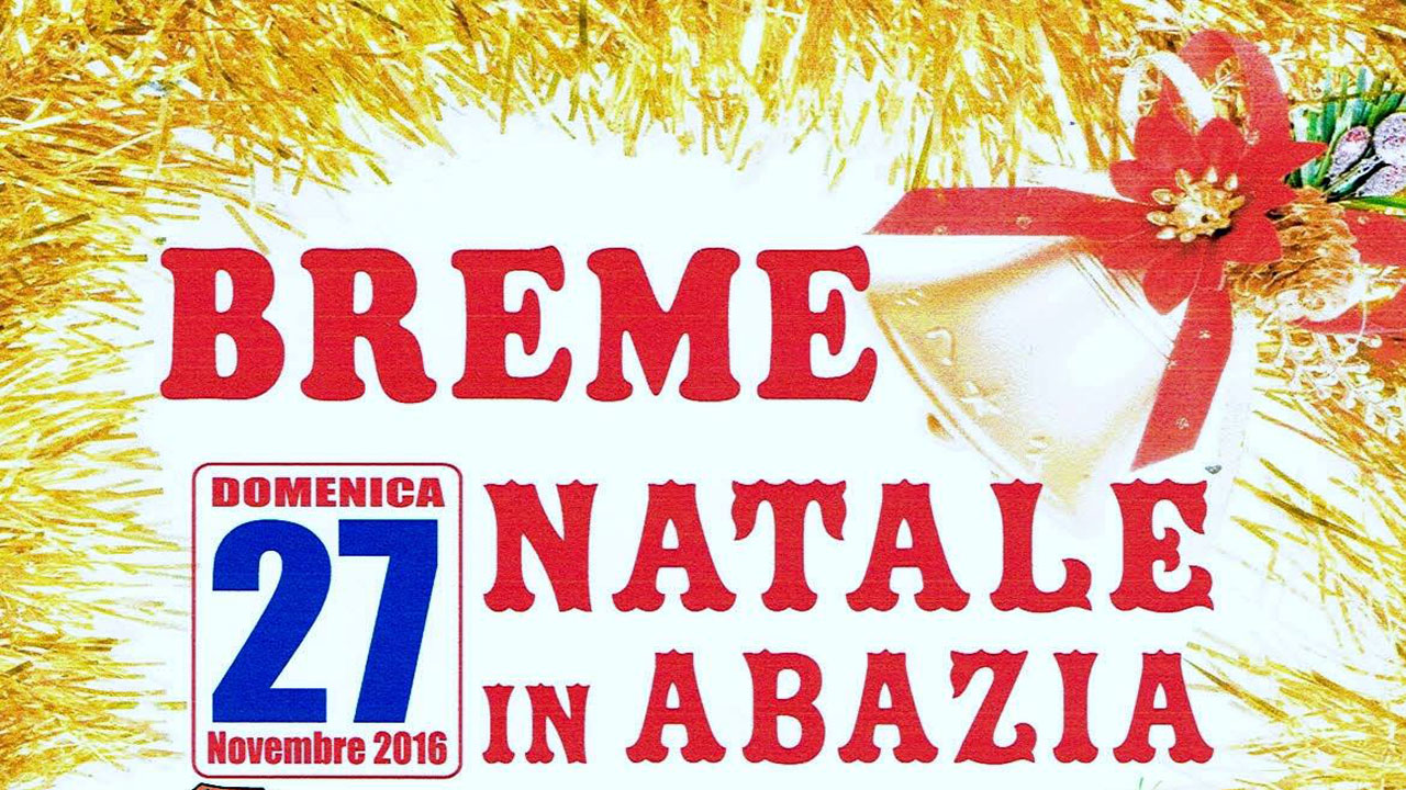 natale in abazia