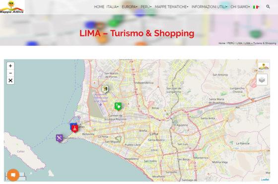 LIMA – Turismo & Shopping