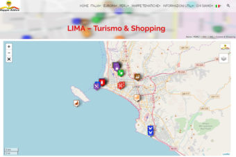 LIMA – Tourism & Shopping