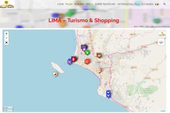 LIMA  - Turismo y Compras