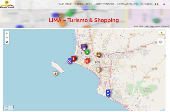 LIMA  – Turismo y Compras