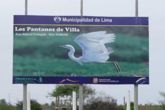 Los Pantanos de Villa – Lima