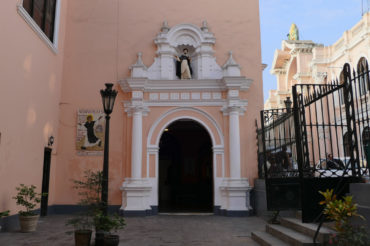 Convent of Santo Domingo - Lima
