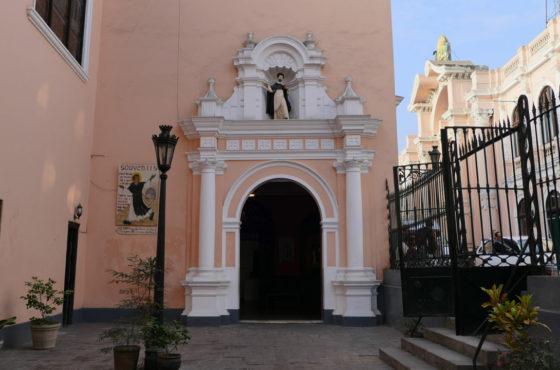 Convento de Santo Domingo – Lima
