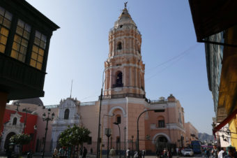 The SS. Rosary's Basilica – Lima