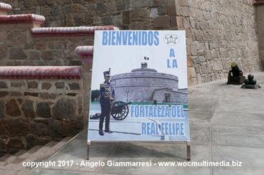 Real Felipe Fortress  - Callao