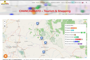 CHANCHAMAYO - Tourism & Shopping