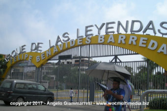 Las Leyendas Park