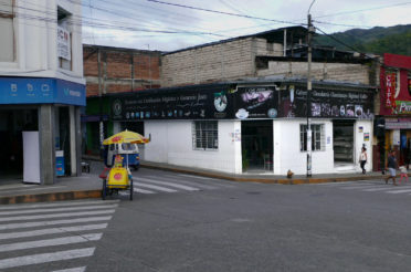 Chanchamayo Higland Coffee – Bar