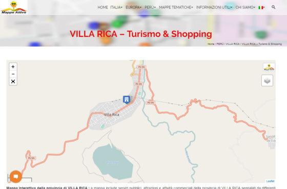 VILLA RICA – Tourism & Shopping