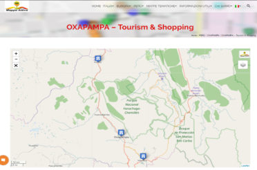 OXAPAMPA – Tourism & Shopping