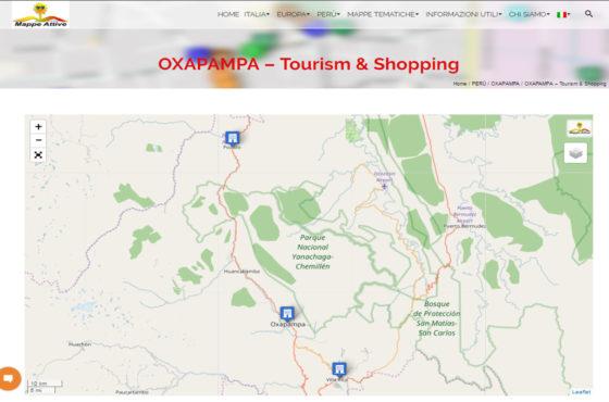 OXAPAMPA – Tourism & Shopping