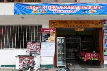 Jugueria & Restaurant BETZABE - Oxapampa