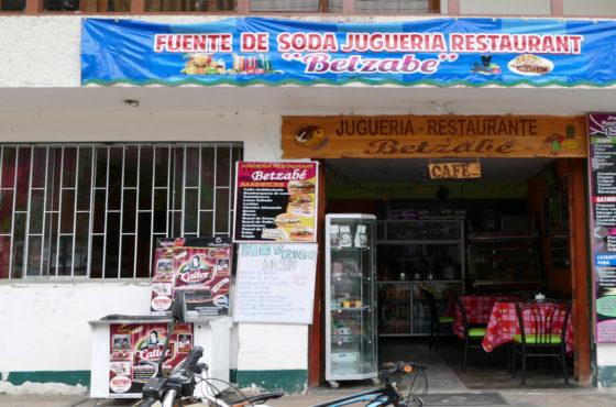 Jugueria & Restaurant BETZABE – Oxapampa