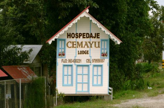 Hospedaje CEMAYU Lodge – Oxapampa