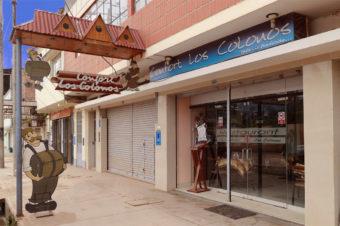 Ristorante Confort Los Colonos – Villa Rica