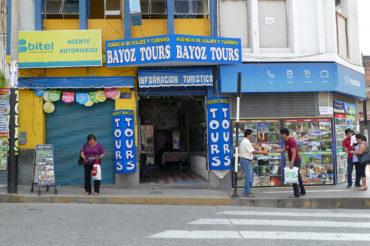 Bayoz Tours – Chanchamayo