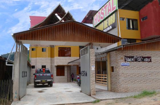 Hotel Grano de Oro – Villa Rica