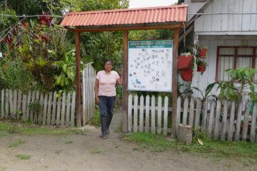 LOS OSITOS – Giardino Botanico – Villa Rica