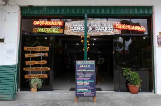 Restaurant Leños & Carbón – Oxapampa