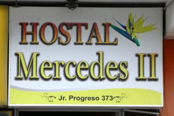 Hostal Mercedes II – San Ramón