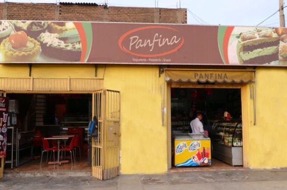 Panadería y Pastelería PANFINA