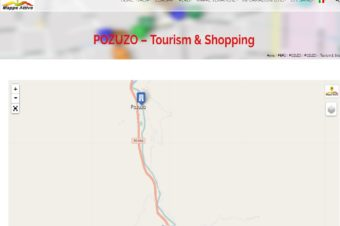 POZUZO – Tourism & Shopping