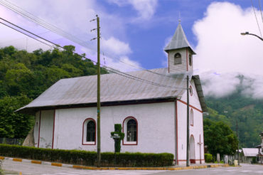 Historical Church of San Jose - Pozuzo