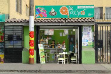 Caffeteria La Pulpá – Lima