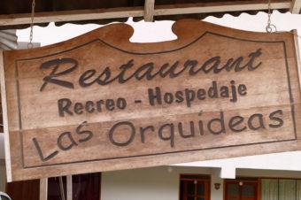 Restaurante  Las Orquídeas - Pozuzo